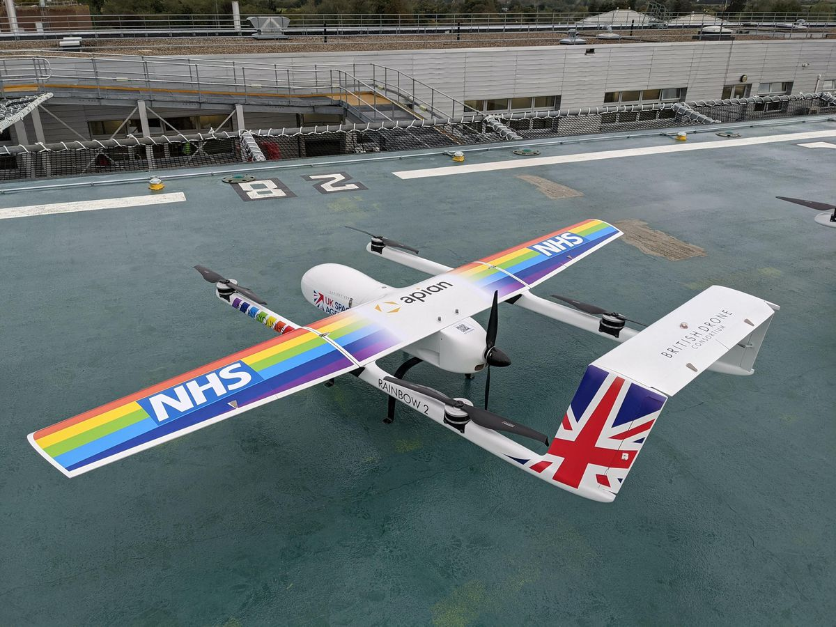 Apian drones