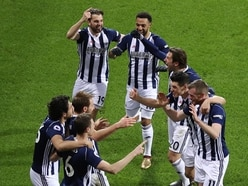 West Brom 2 Brighton 0 - Player ratings