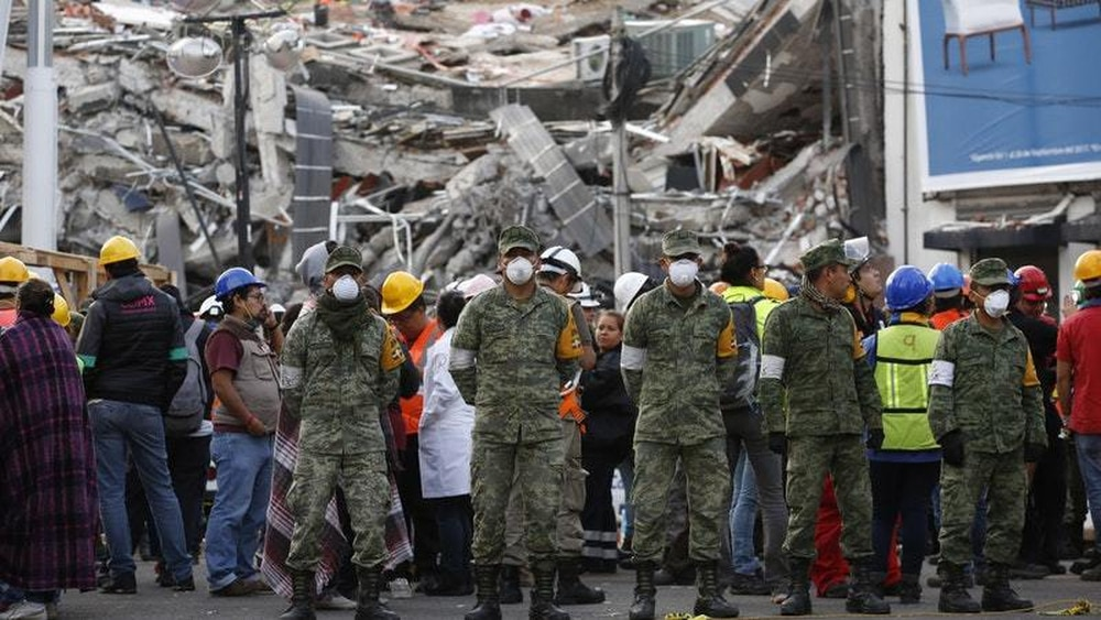 Netanyahu Sends IDF Aid and Rescue Mission to Mexico After Earthquake