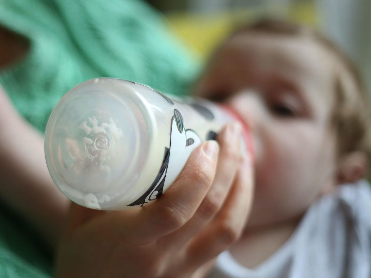 Babies could be ingesting millions of microplastics through feeding bottles, study finds