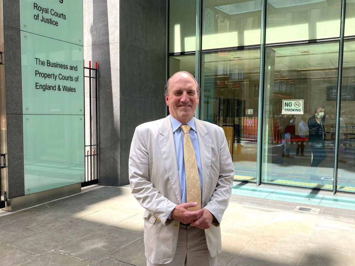 Sir Simon Hughes