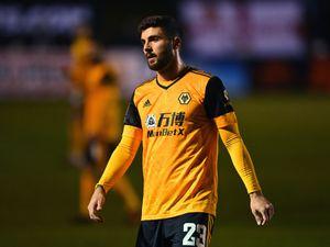 Patrick Cutrone of Wolverhampton Wanderers. (AMA)