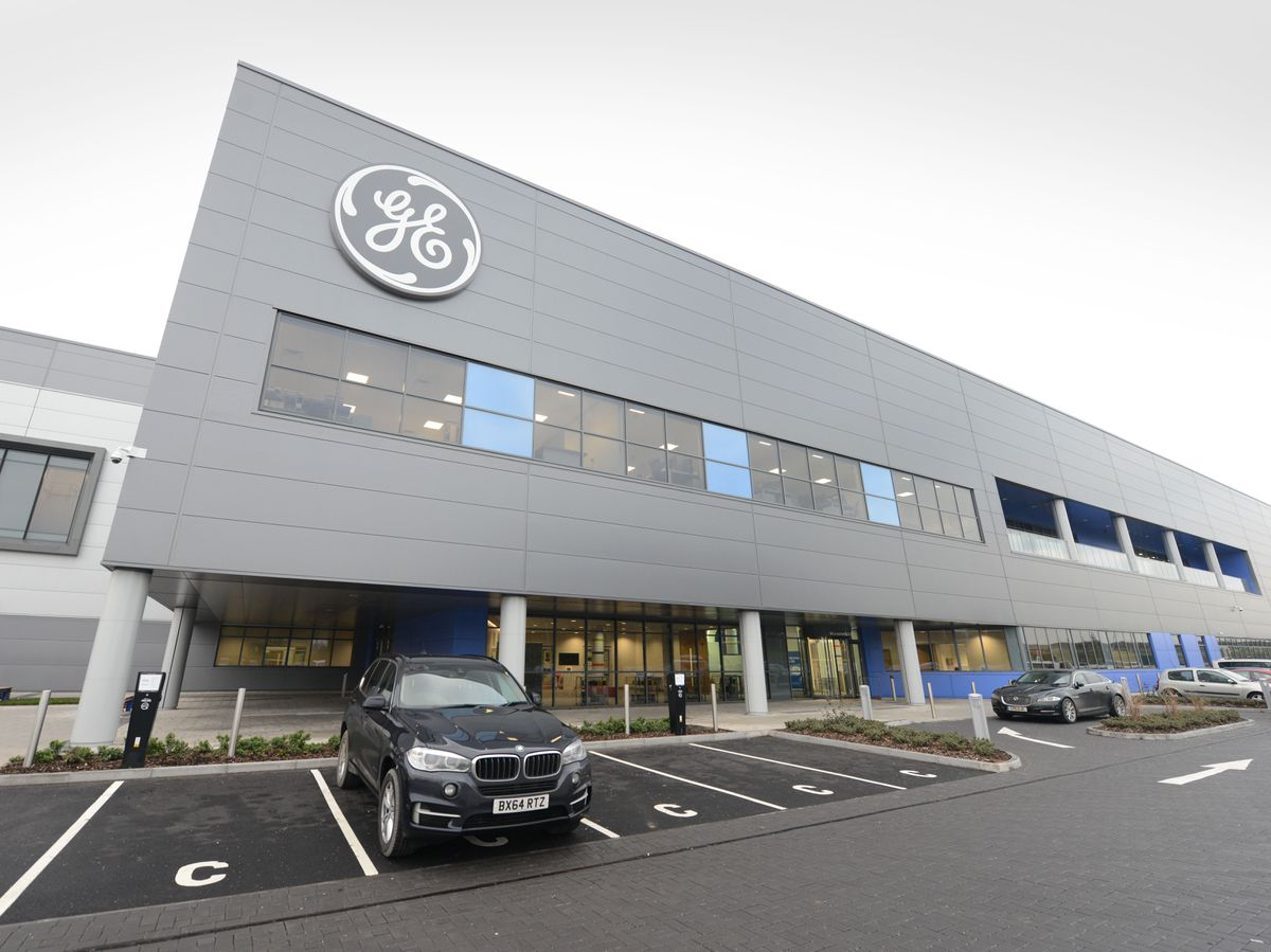 General Electric's former site, in Lichfield Road, Stafford, could become new homes under proposals