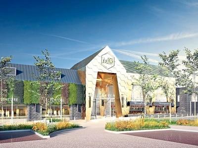 Mill Green designer village: Work starts on building £115m shopping destination