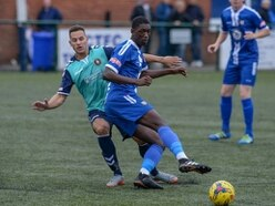 FA Cup qualifying - Sutton Coldfield 2 Rushall Olympic 2 - Report and pictures