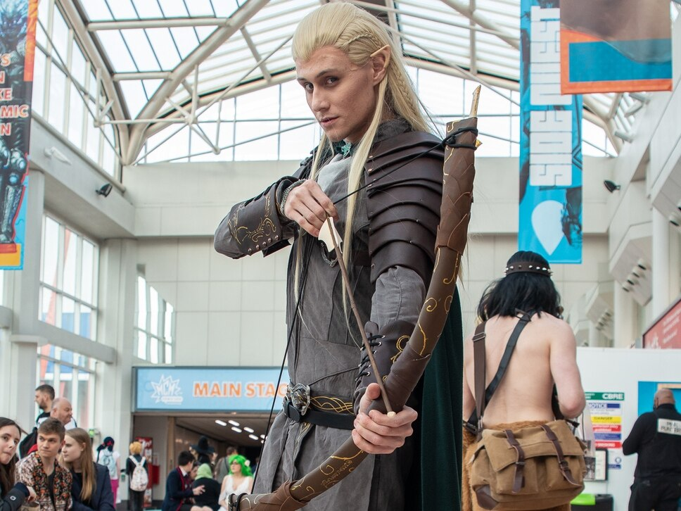 GALLERY: Check out the outfits at Birmingham Comic Con