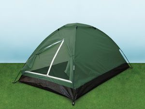 The £10 Poundland tent