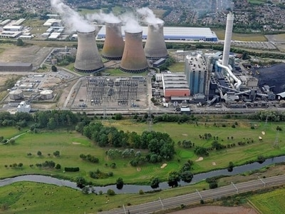 First stage of Rugeley Power Station demolition completed