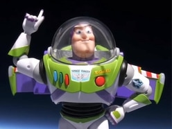 YouTuber LadBaby sends toy Buzz Lightyear into space for children's charity
