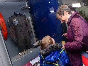Exhibition celebrates centenary of the RAF