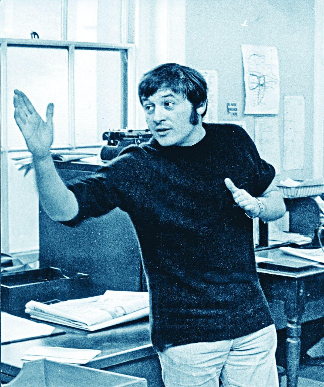 John Ogden, the Star's ex-entertainment reporter