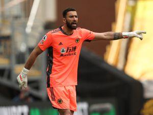 Rui Patricio of Wolverhampton Wanderers. (AMA)