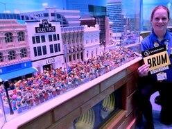 Birmingham half-marathon gets the Lego treatment