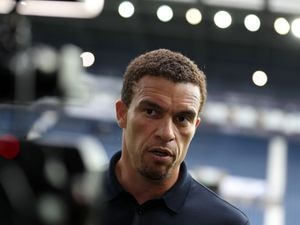Valerien Ismael Head Coach / Manager of West Bromwich Albion is interviewed for WBA / West Bromwich Albion TV / Television after the match.