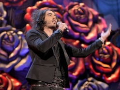 Russell Brand, Symphony Hall, Birmingham - review with pictures