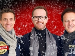 WIN: Tickets to Tenors Unlimited's Christmas show in Bilston