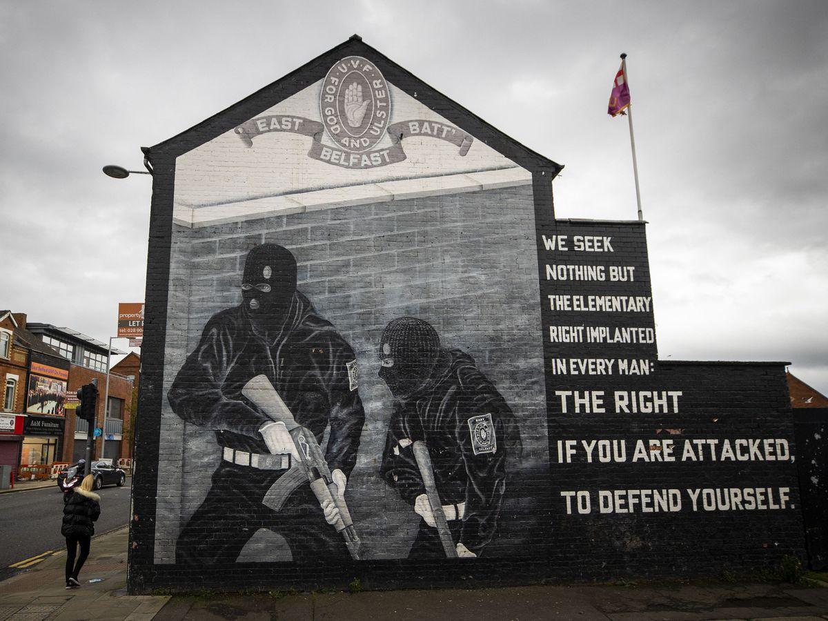 IRC report on Paramilitarism