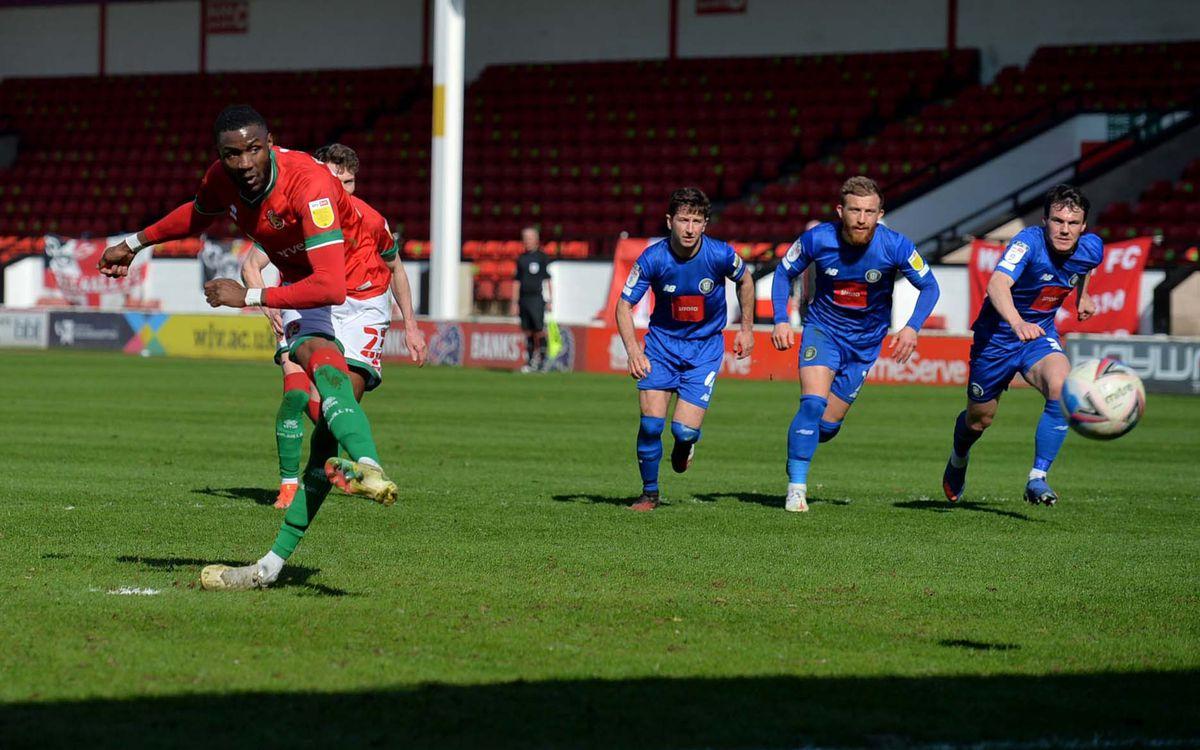 Emmanuel Osadebe  missed penalty
