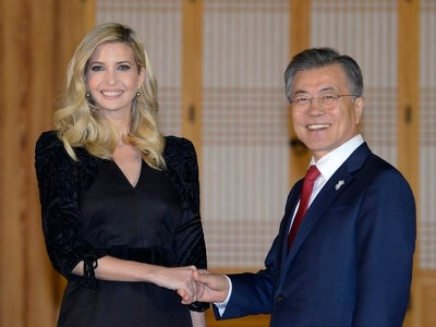 Ivanka Trump to push for 'maximum pressure' on North Korea