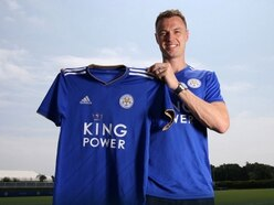 Jonny Evans leaves West Brom for Leicester City