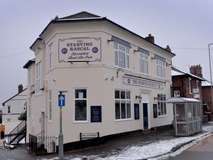 The Starving Rascal Pub in Amblecote