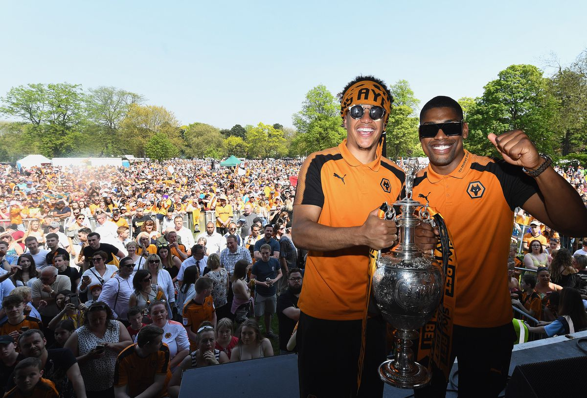 Helder Costa and Ivan Cavaleiro have been with Wolves since 2016