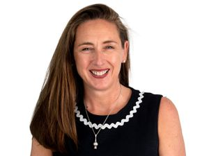Caroline Green, chief executive of Pallet-Track