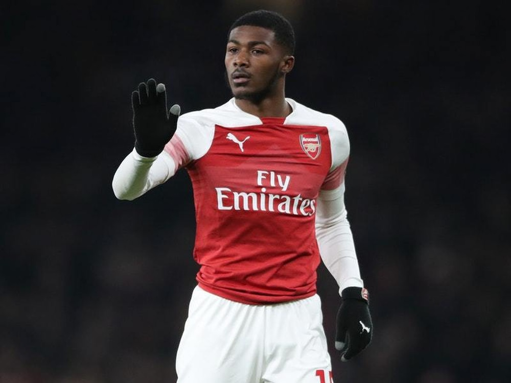 fc8d1195fb3 Ainsley Maitland-Niles believes Arsenal are one step closer to returning to  the Champions League. Ainsley Maitland-Niles admits Arsenal are now dreaming  ...