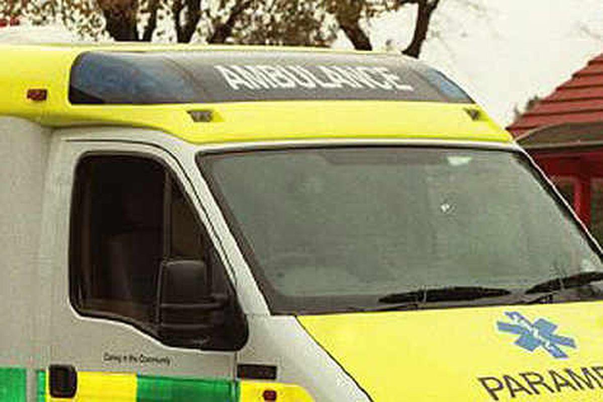 Quarter of ambulances missing targets