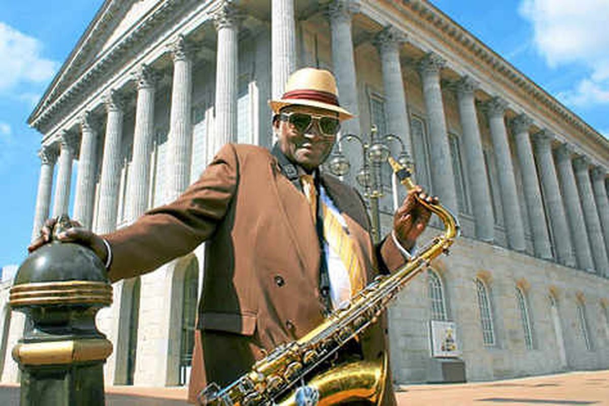 Tributes pour in for jazz icon Andy Hamilton