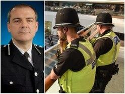 West Midlands beat bobbies fall amid spike in violent crime