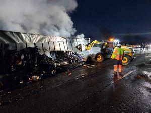 Photo: Staffordshire Fire and Rescue Service
