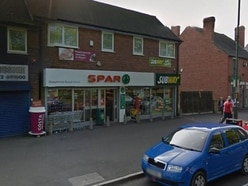 High street Spar staff threatened at knife-point by push-bike robbers