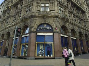 Jenners, the world's oldest independent department store