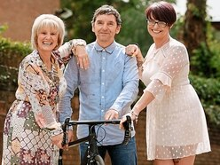 Bike ride brings in the cash for young carers