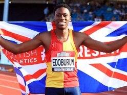 Ojie reveals tears of joy followed his shock Birmingham success
