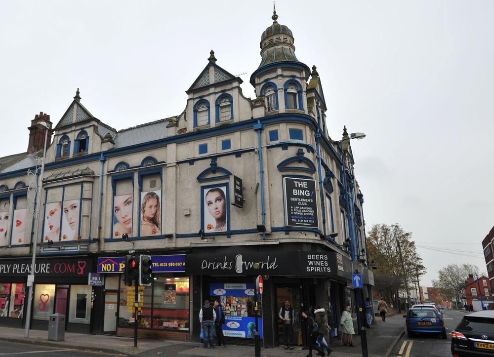 Grope Led To Mass Brawl At West Bromwich Strip Club