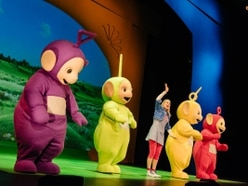 WIN: Tickets to Teletubbies Live in Birmingham