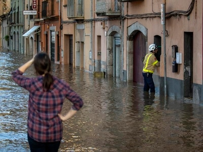 Death toll from storm in Spain reaches 12