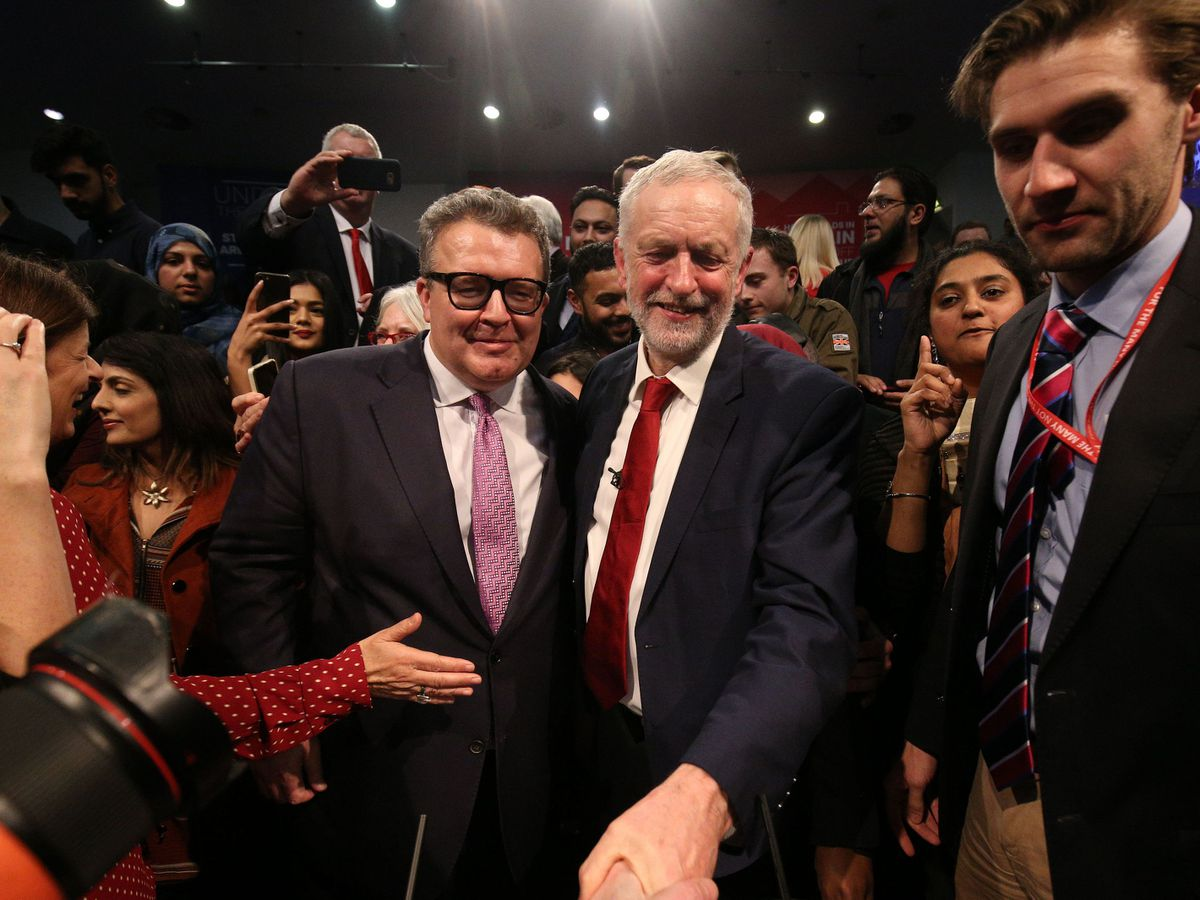 Corbyn launches scathing attack on Tory cuts at Black Country rally – WITH VIDEO AND PICTURES