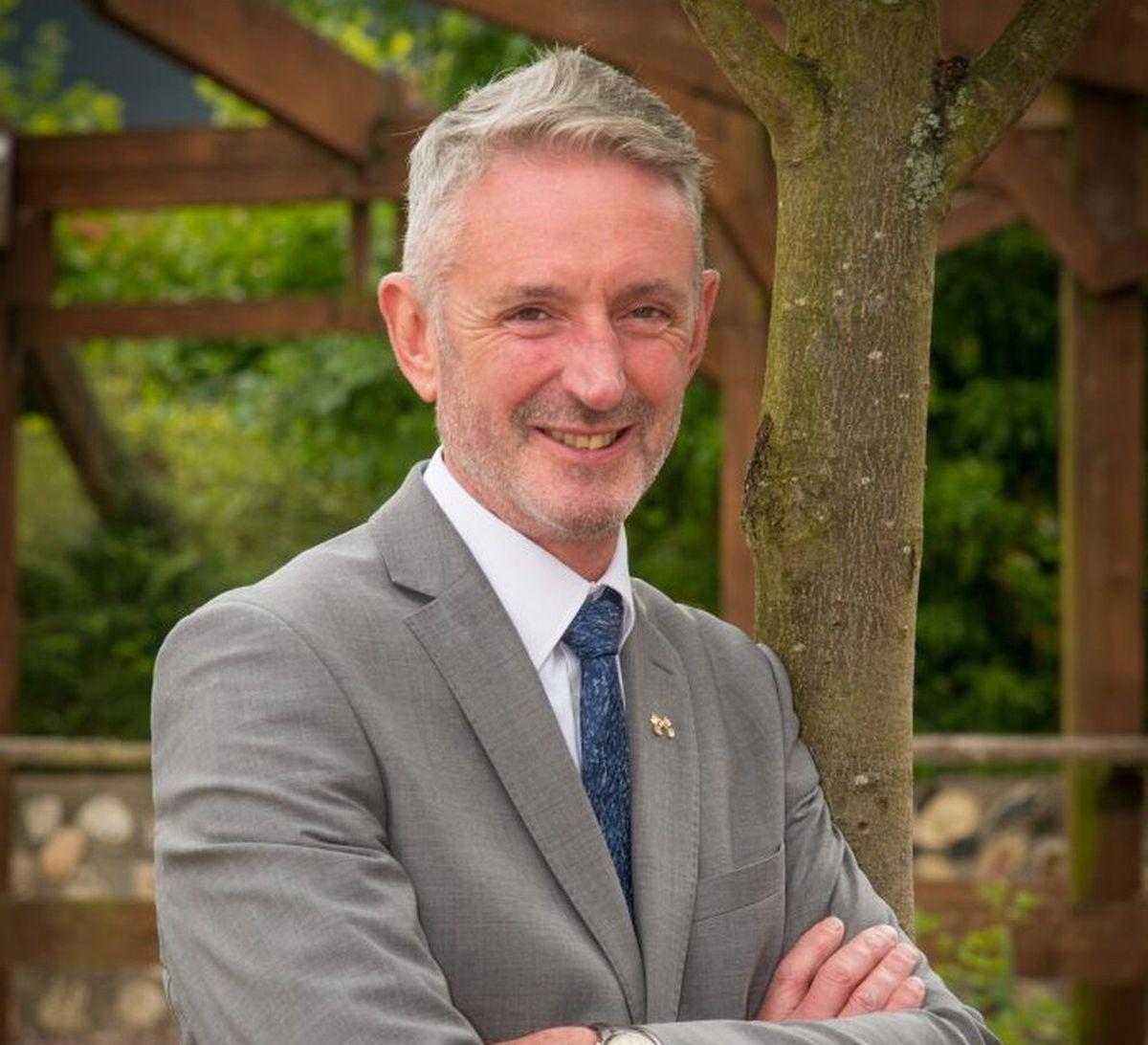 Former head David Lewis