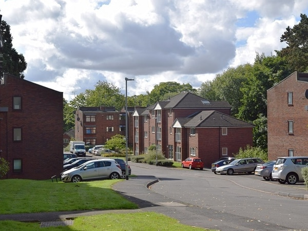 SOLD: Fancy living on this secluded £5m Wolverhampton housing estate?