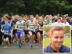Run for Joel: Hundreds turn out in Sandwell to raise money for terror victims - with PICTURES and VIDEO
