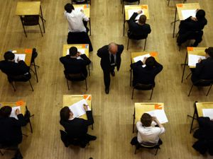 A-level and GCSE exams