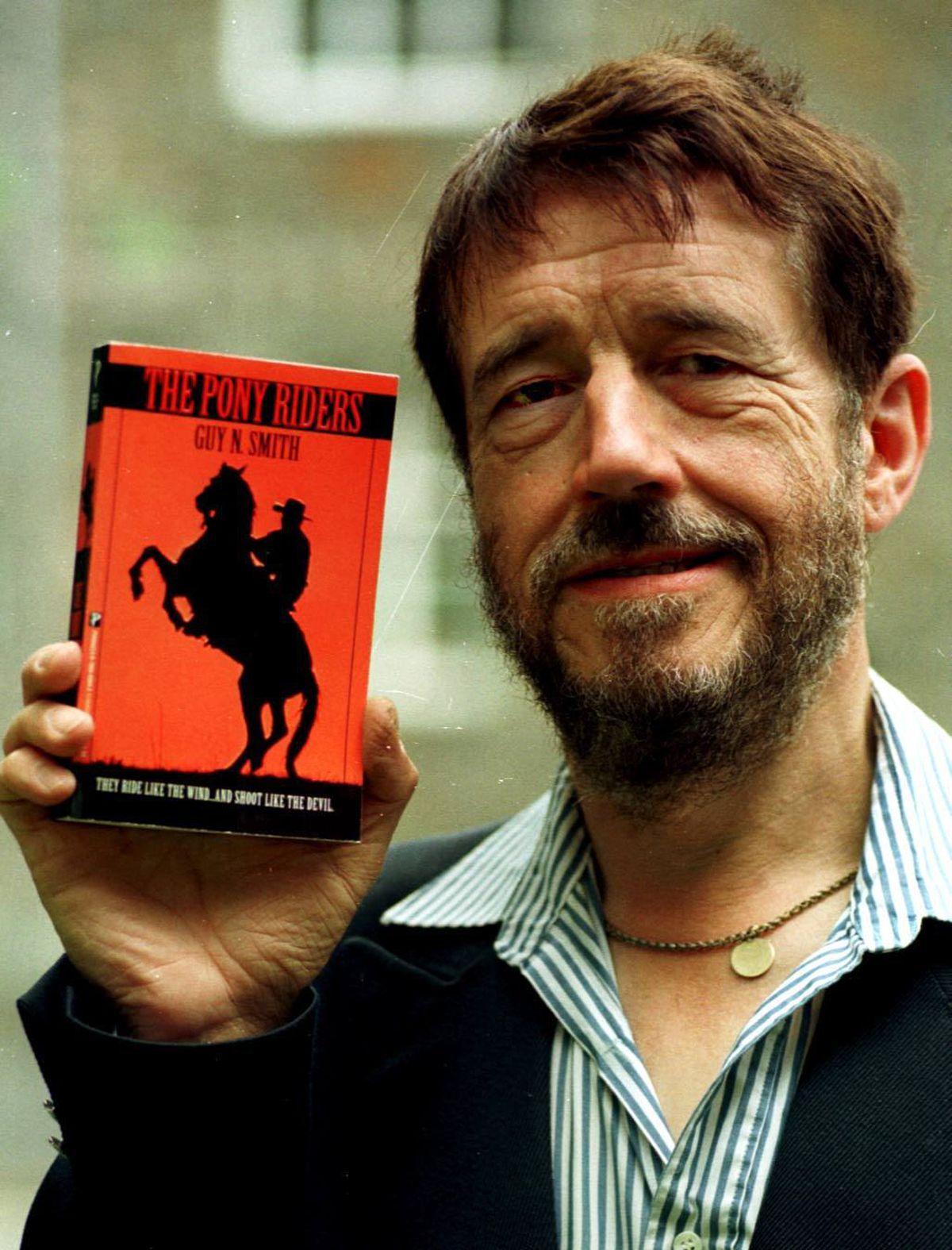 Guy N Smith in 1998