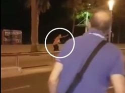 Spain attacks: Wolverhampton judo instructor films terror suspect being shot dead by police