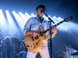 Vampire Weekend brought their new tour to Birmingham. Picture: Eleanor Sutcliffe