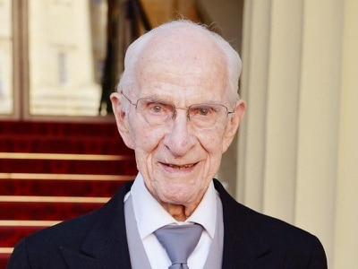 'Grandfather of allergy' William Frankland dies aged 108