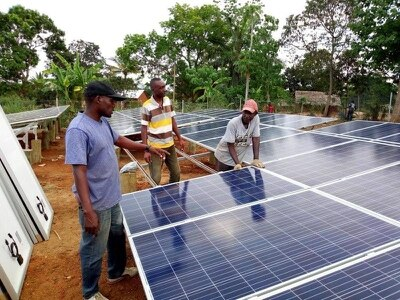 £100m UK funding for clean power projects in Africa