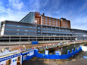 SANDWELL COPYRIGHT EXPRESS&STAR TIM THURSFIELD- 14/02/20.A tour of the Midland Metropolitan Hospital, Smethwick..DAYNA HAS DETAILS..